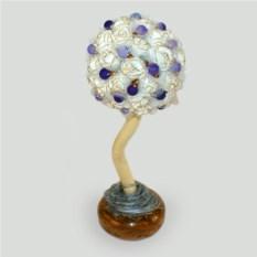 Дерево-топиарий из агата Агатовый танец
