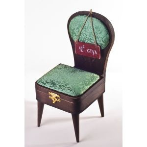 Шкатулка «12-й стул»