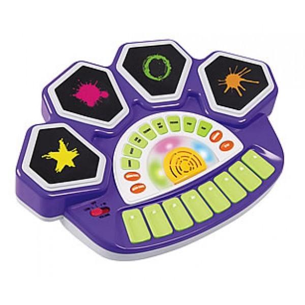 Музыкальная игрушка Playgo Электронный барабан