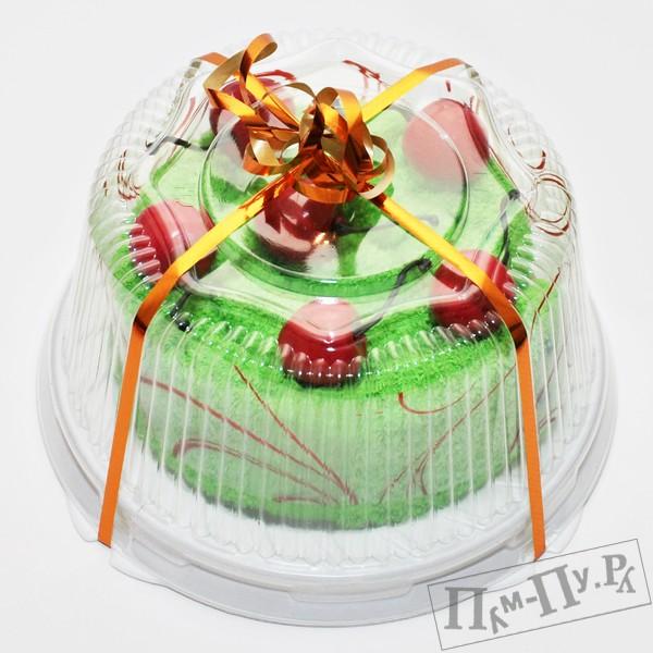 Махровый торт, 800 гр