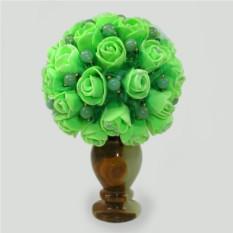 Цветы из нефрита Нефритовая весна