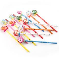 Набор карандашей на пружинке №13