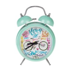 Настольные часы Велосипедная прогулка