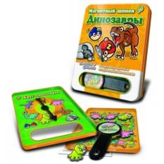 Магнитная игра Mack and Zack «Динозавры»