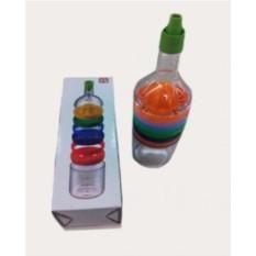 Кухонный набор в виде бутылки