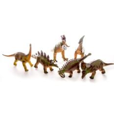 Фигурка мягкого динозавра Megasaurs (HGL)