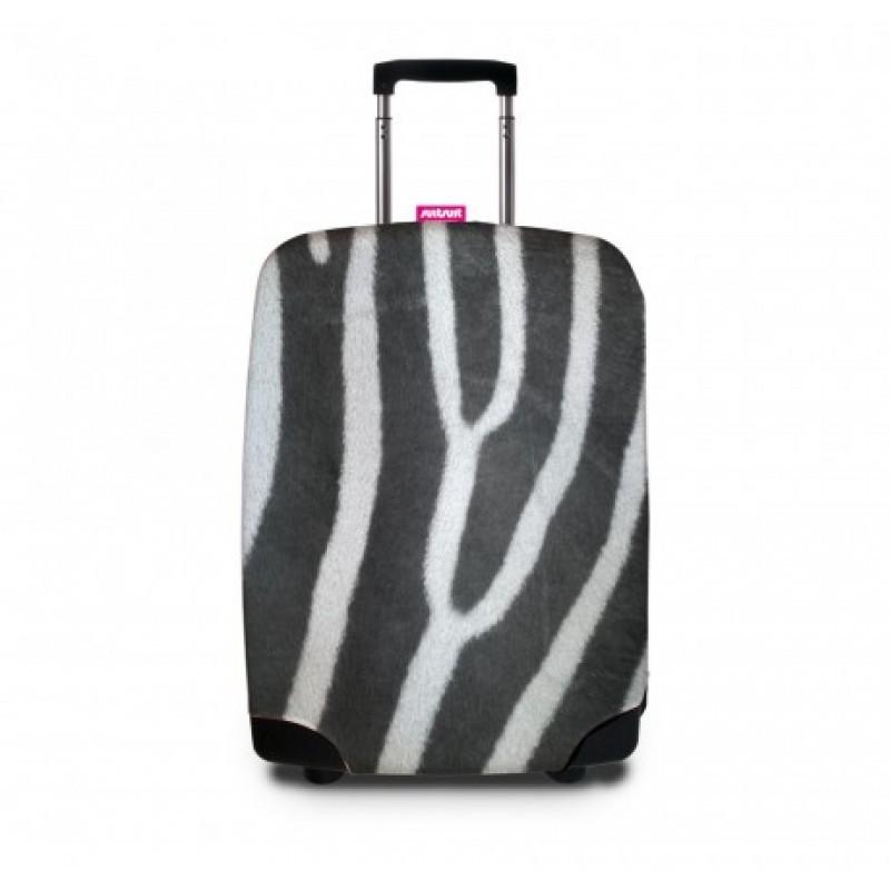 Чехол для чемодана SUITSUIT - Zebra