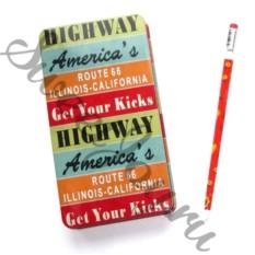 Блокнот Colors Route 66