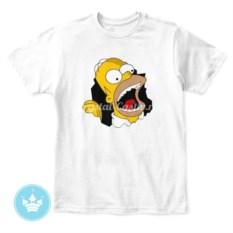 Детская футболка Гомер