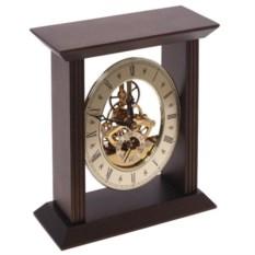 Настольные часы с прозрачным механизмом