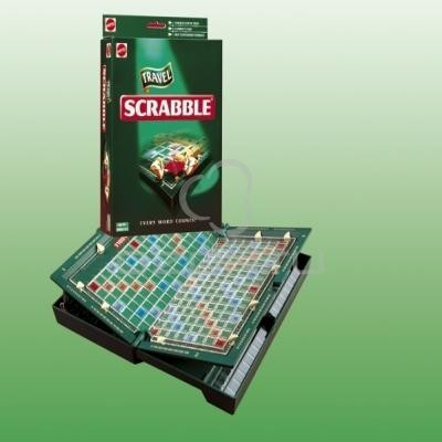 Scrabble для путешествий