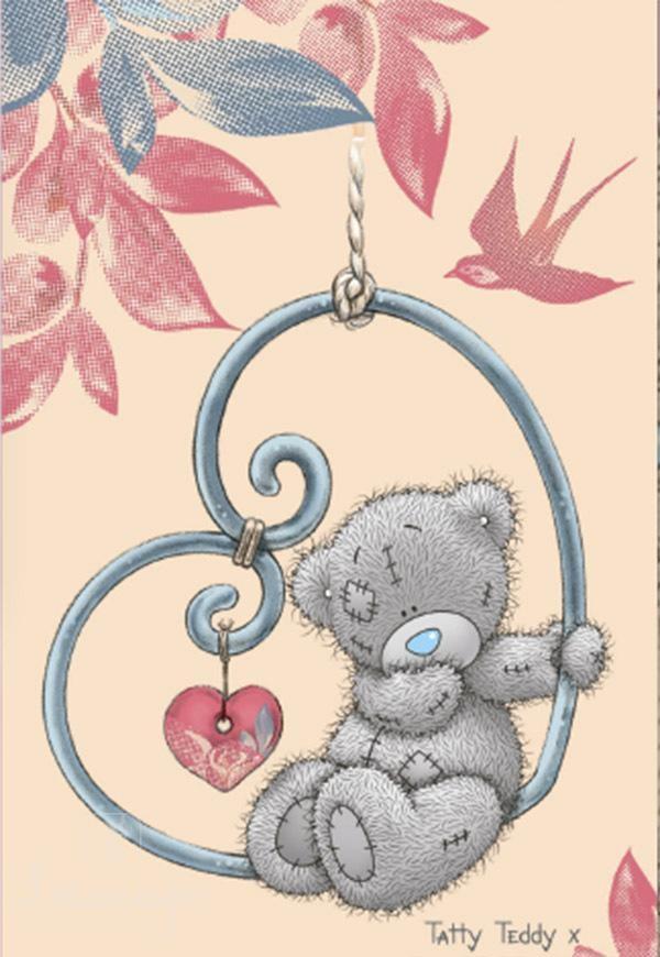 Плед детский Teddy Me To You На сердце 150х200