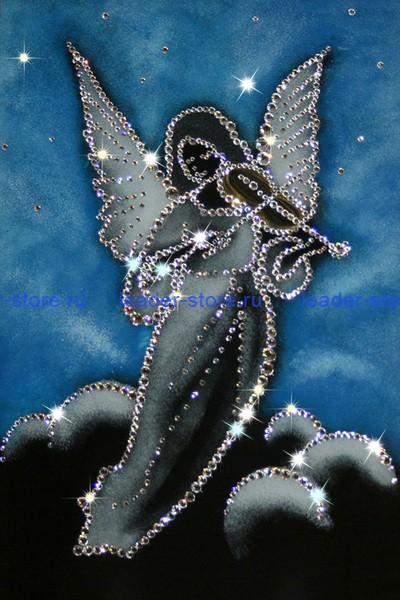Картина Swarovski Ангел