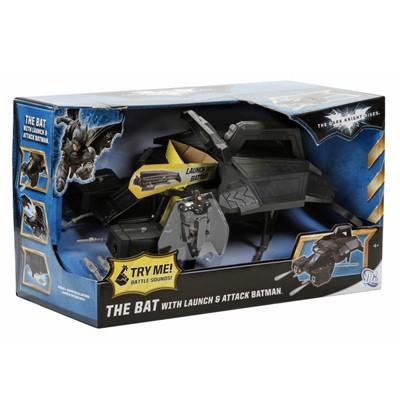 Темный рыцарь: Возрождение легенды - The Bat