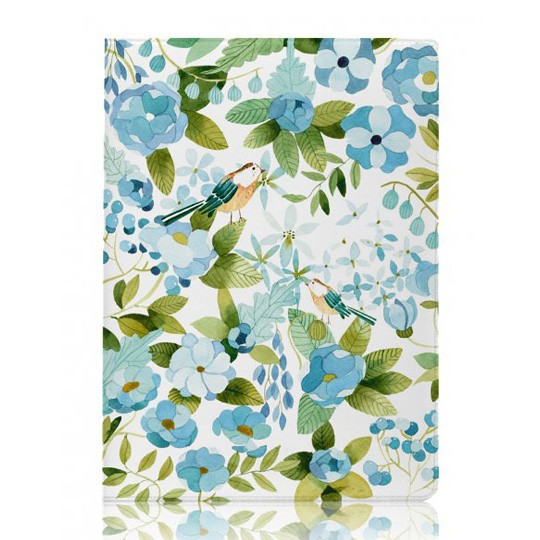 Обложка для паспорта Miusli Garden with Birds