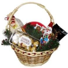 Подарочная корзина Новогодний сюрприз