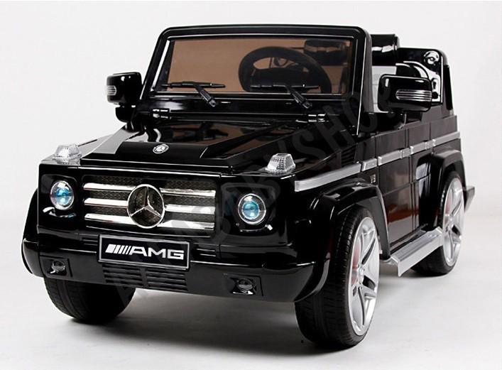 Радиоуправляемый электромобиль-джип Mercedes-Benz AMG