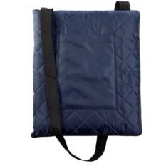 Плед для пикника Soft&dry (цвет: ярко-синий)