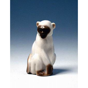 Анималистическая скульптура «Мартышка «Увы»