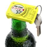 Брелок-открыватель для бутылок Act, желтый