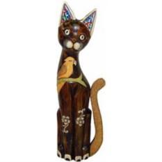 Забавная статуэтка Кот (100 см)