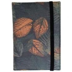 Обложка для автодокументов Autumn Leaves