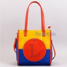 Яркая женская сумка Leighton