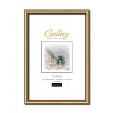 Золотистая фоторамка Gallery 40х60