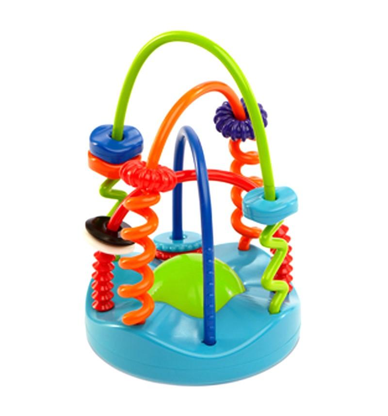 Развивающая игрушка Oball Веселые спиральки