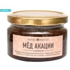 Мёд акации с кэробом (250 г)