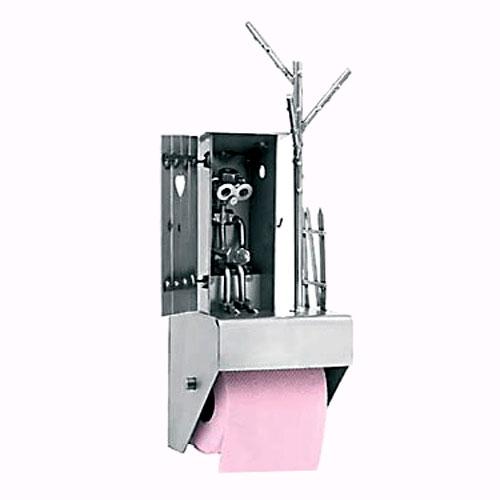 Подставка для туалетной бумаги «Деревенский туалет»