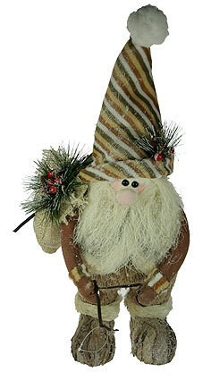 Новогодняя фигурка Дед Мороз, 45 см