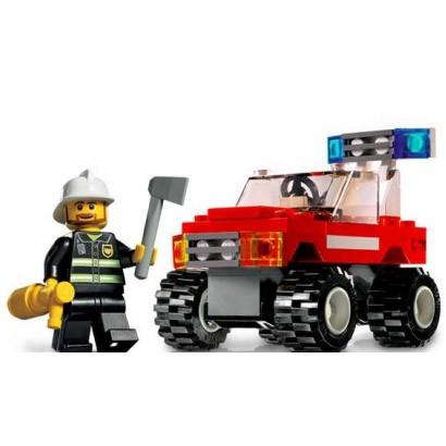 Lego City «Пожарный автомобиль»