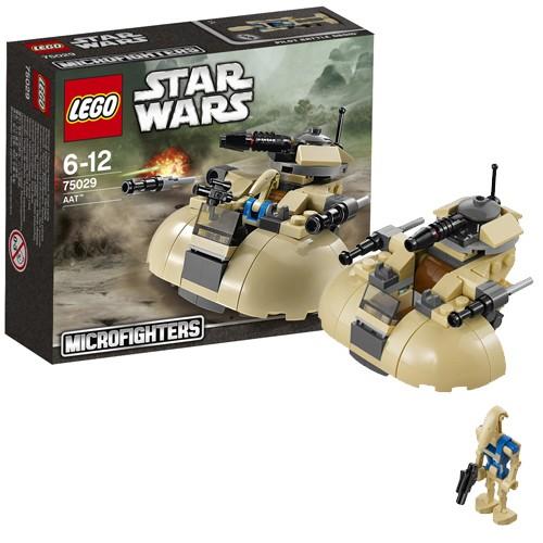 Конструктор Lego Бронированный штурмовой танк сепаратистов