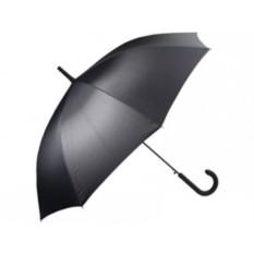Автоматический зонт-трость с прорезиненной ручкой