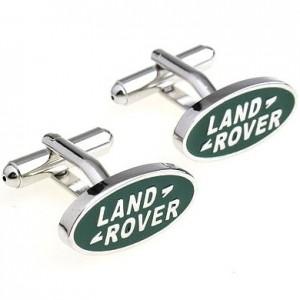 Запонки Land Rover