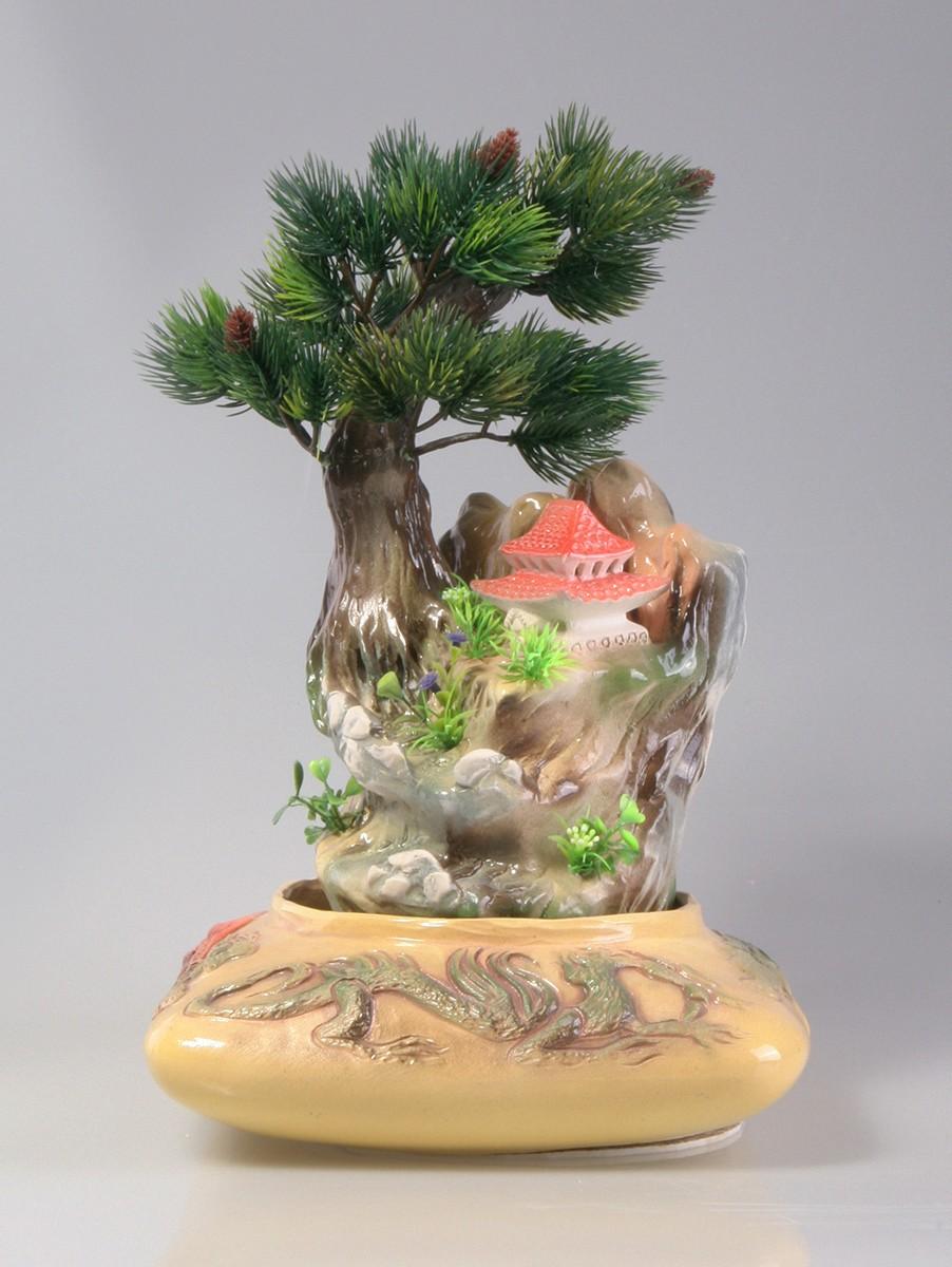 Настольный фонтан «Обитель»