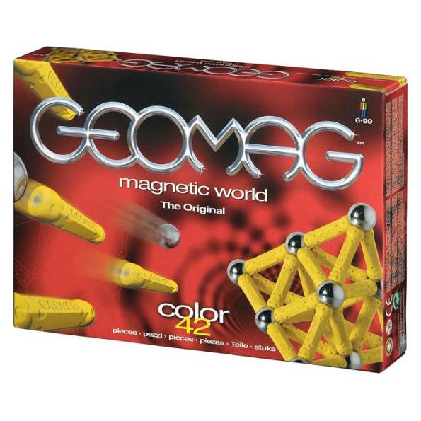 Магнитный конструктор GEOMAG