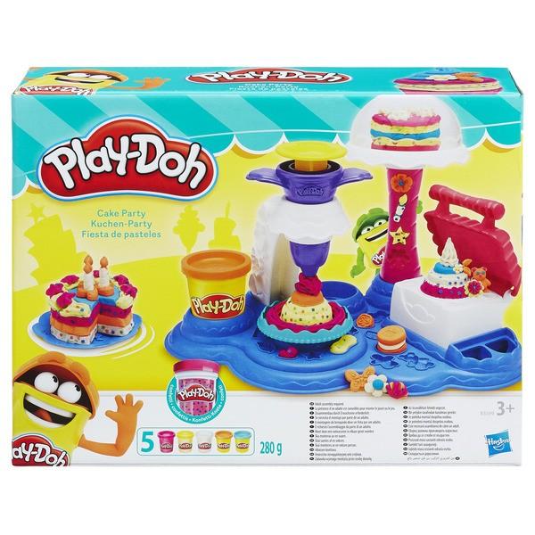 Набор Play-Doh Сладкая вечеринка (Hasbro)