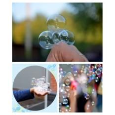 Мыльные пузыри НЕлопающиеся