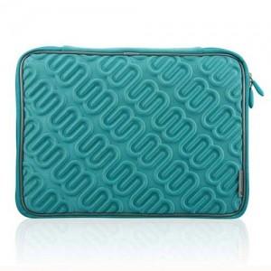 Чехол для MacBook Лого (цвет - зеленый)