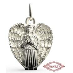 Медальон Ангел-Хранитель