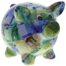 Копилка К деньгам. Евро