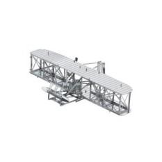 3D-пазл из металла Самолет братьев Райт