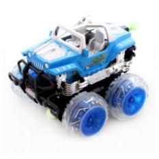 Игрушечная модель машины-акробата