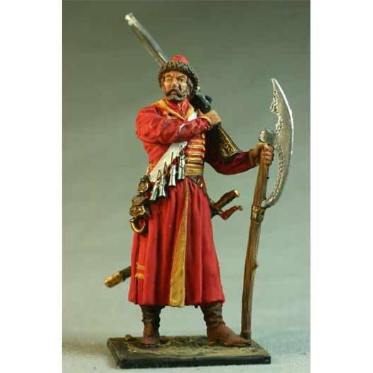 Московский стрелец, 17 век
