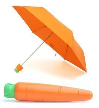 Зонт Морковка Carrot Umbrella