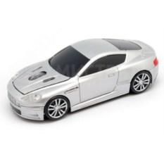 Белая беспроводная мышь Aston Martin