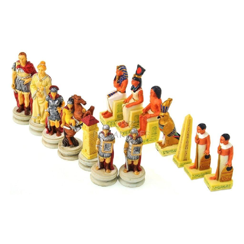 Шахматные фигуры Древний Египет
