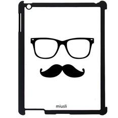 Чехол для iPad Mustaches